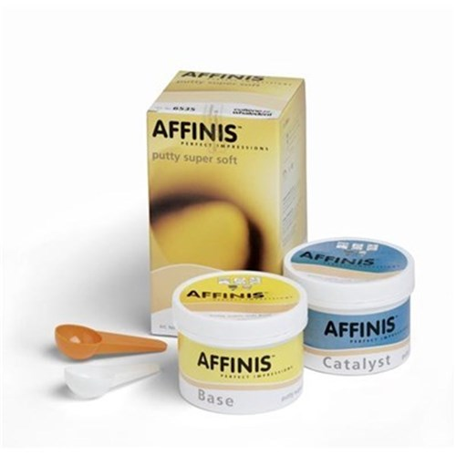 AFFINIS Putty Super Soft Base 300ml & Catalyst 300ml